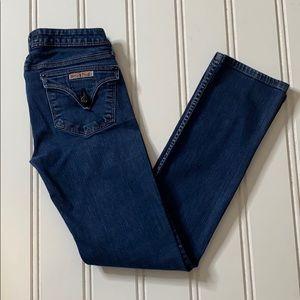 ❤️ Hudson Straight leg jeans 👖 Size - 26 ❤️
